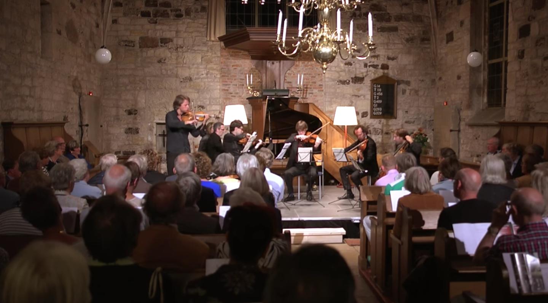 Chausson: Concerto for violin
