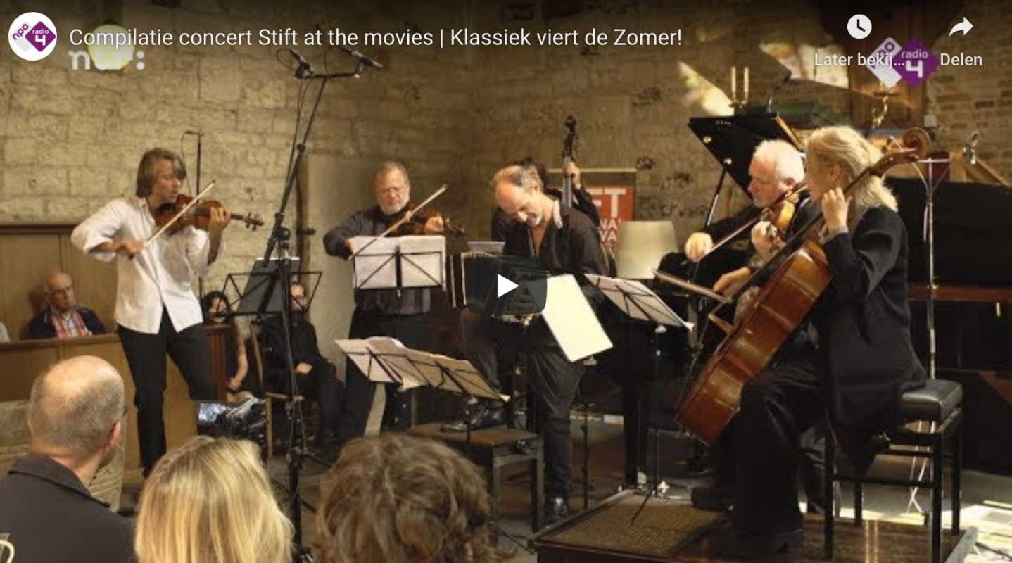 Stift at the movies | Klassiek viert de Zomer!
