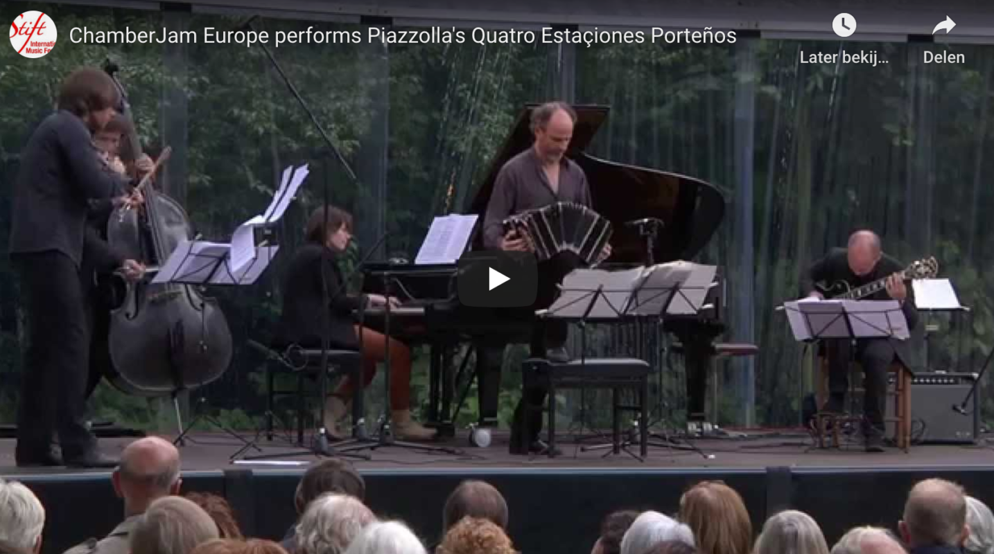 Piazzolla: Four Seasons